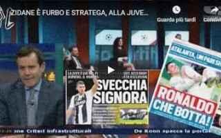 Calciomercato: juventus juve calcio video zidane