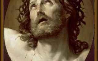 Religione: agnello pasquale  cristo  ecce homo