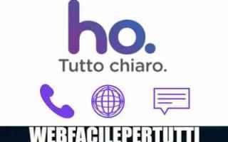 ho. mobile offerte telefonia