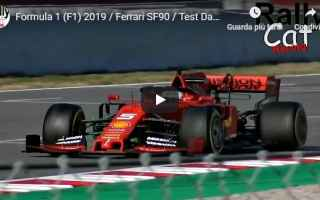 Formula 1: ferrari video vettel f1.motori