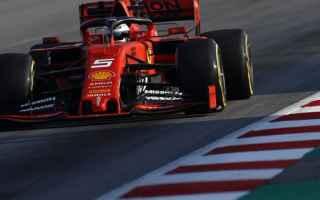 I due grandi protagonisti degli ultimi due mondiali, Sebastian Vettel e Lewis Hamilton hanno dato vi