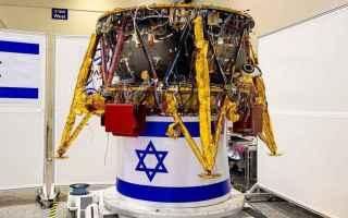 Astronomia: missione lunare  missione privata