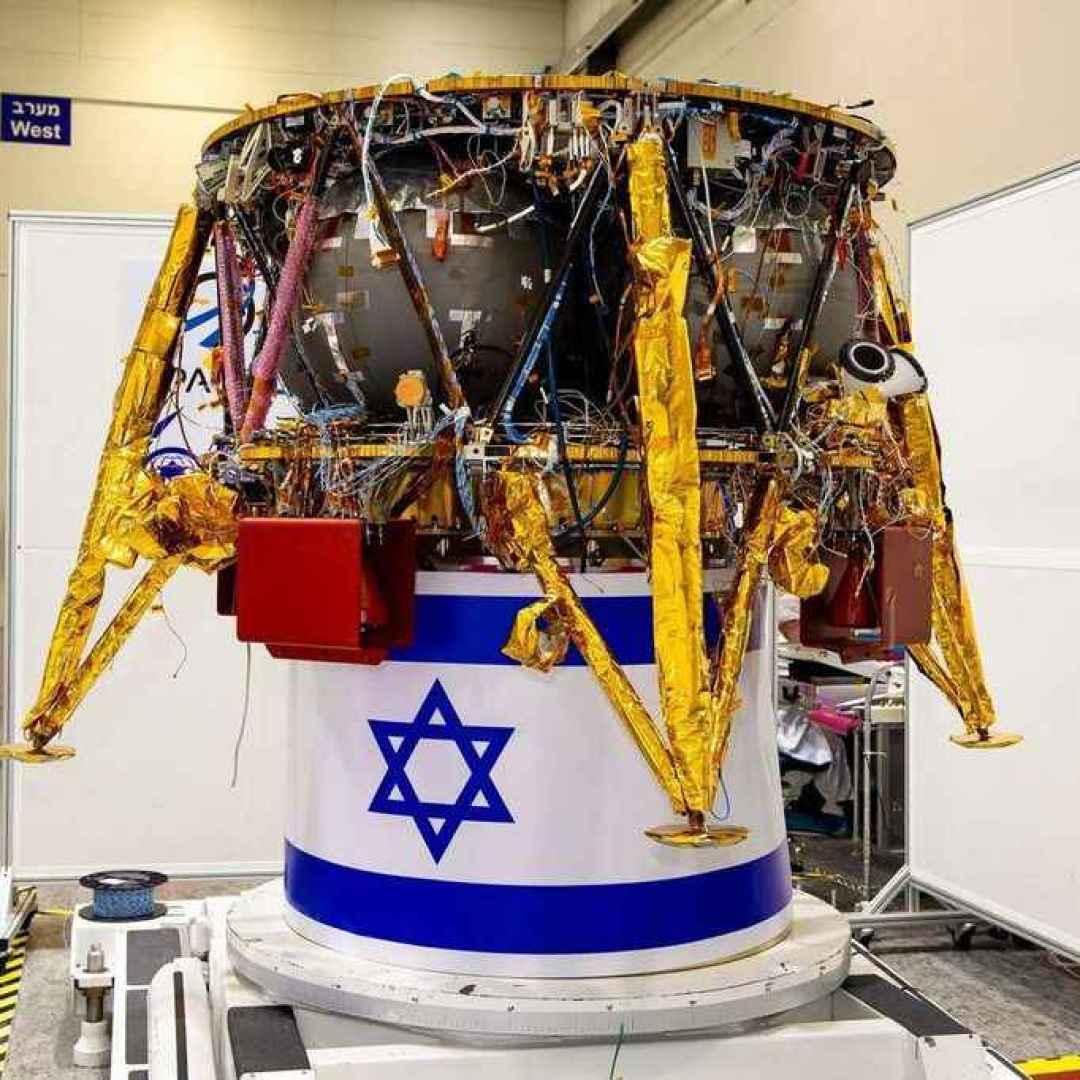 missione lunare missione privata