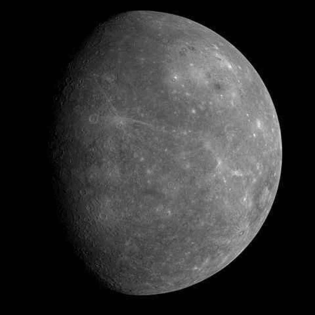 astronomia  mercurio  pianeta