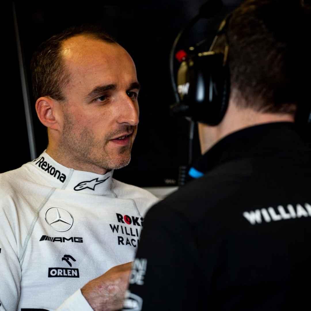 f1  formula1  kubica  williams