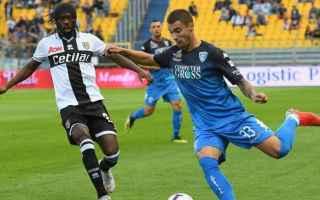 Serie A: empoli parma streaming