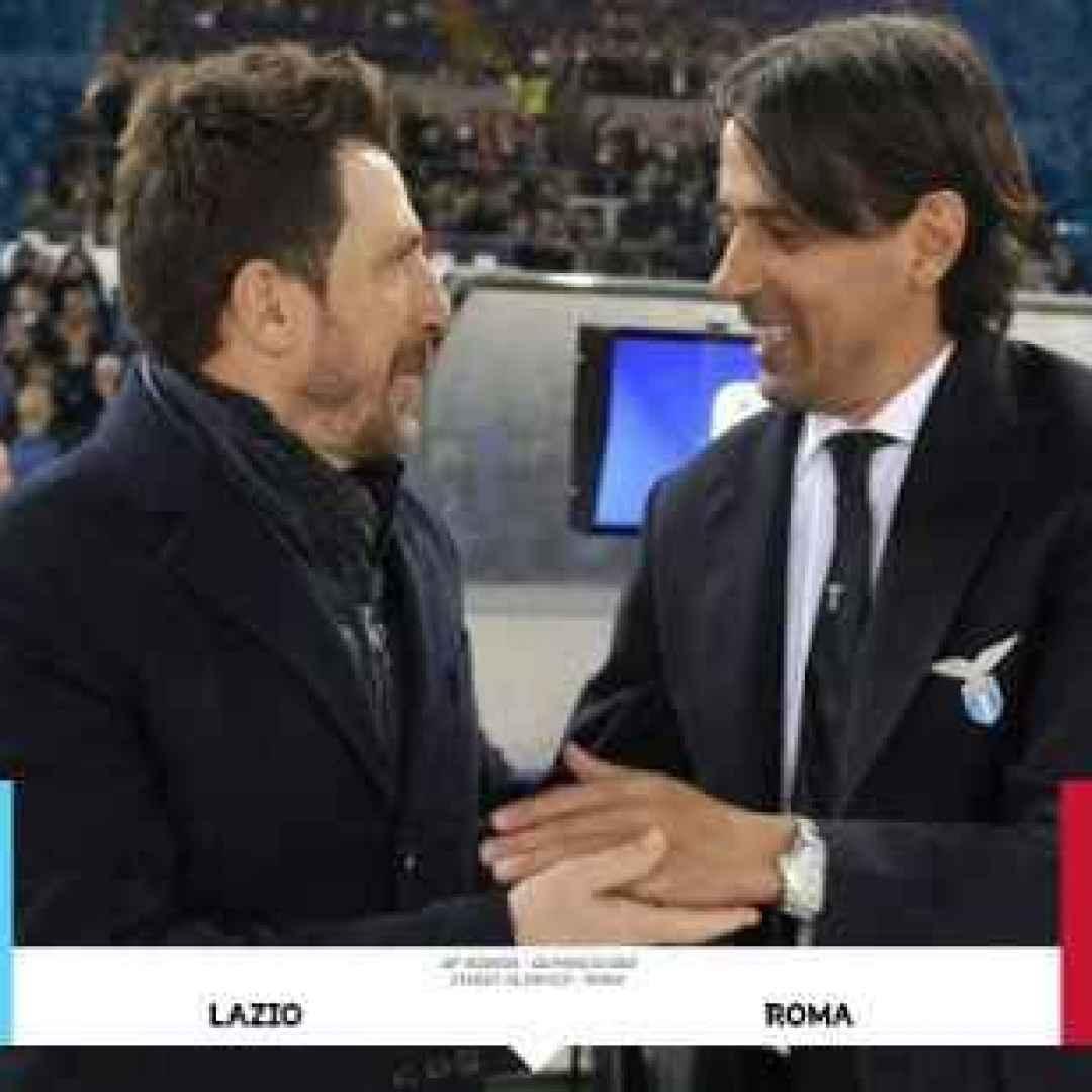 calcio lazio roma serie a  derby