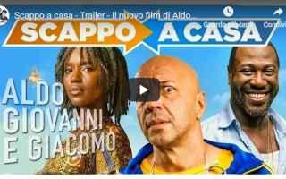 Cinema: film trailer cinema video aldo baglio