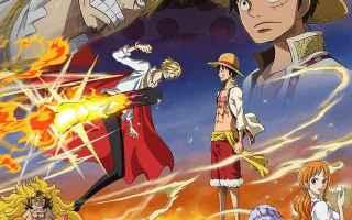 Anime: One piece 875 - 876 streaming sub ita