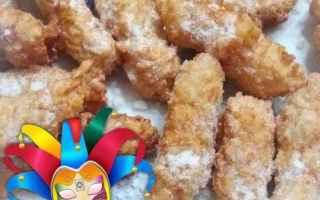 Ricette: dolci  carnevale  sfinci  riso