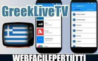App: greeklivetv apk  greeklivetv  iptv