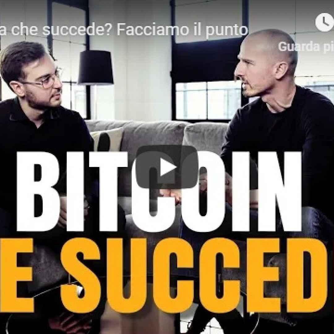 bitcoin  soldi  video  crypto  blockchain