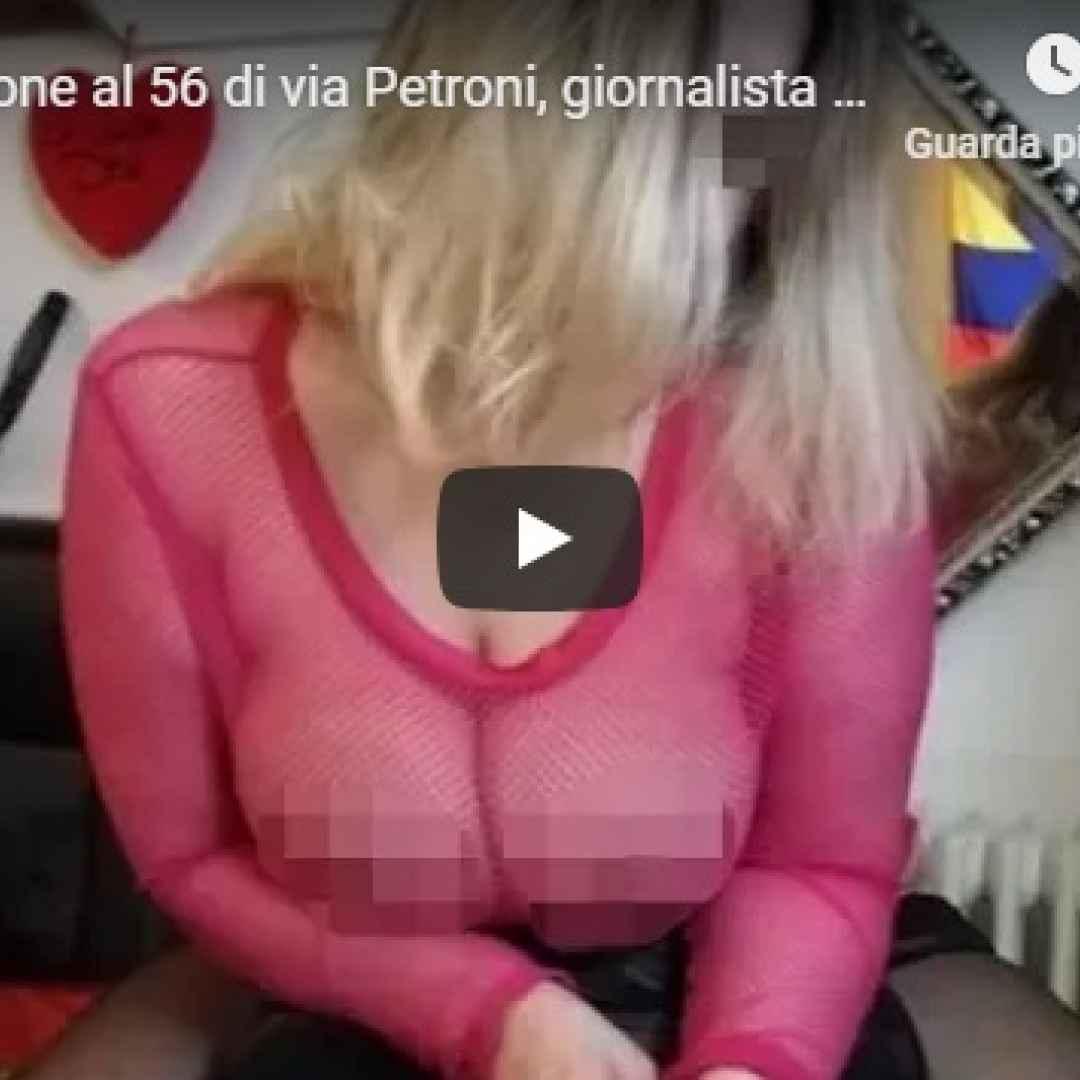 prostituzione  video  cronaca  bari