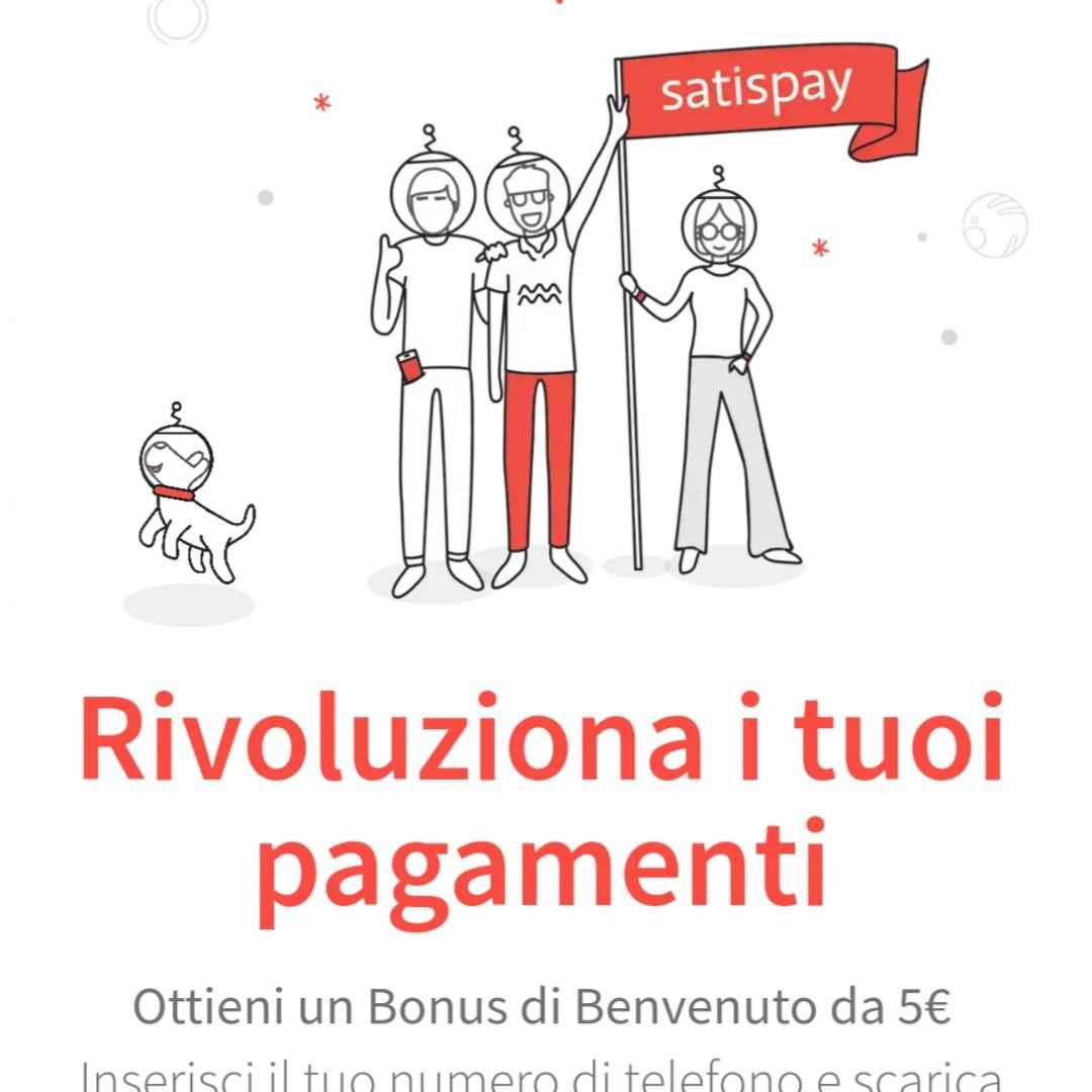 satispay  coupon  promo  cashback