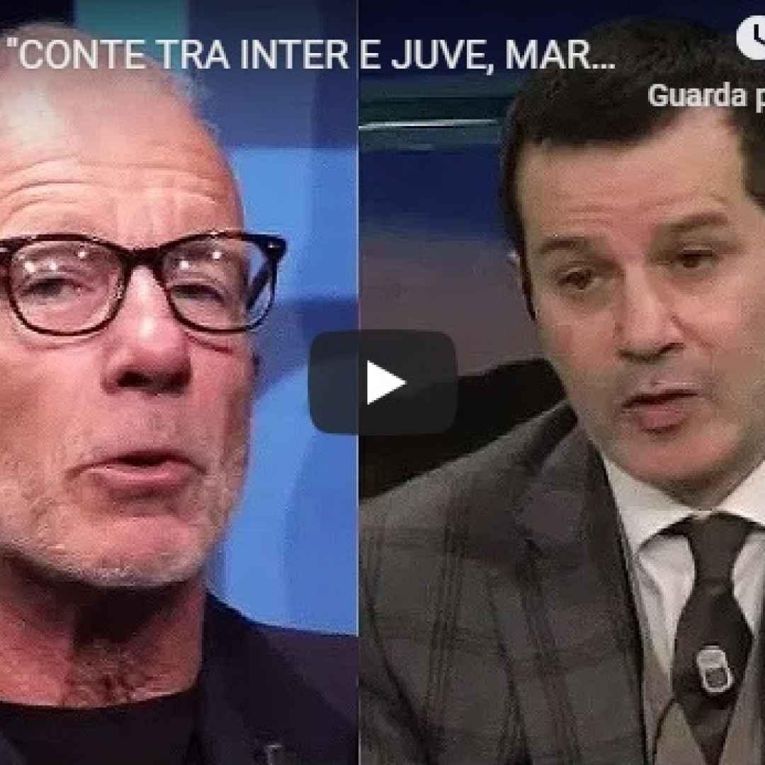 conte inter juventus video pedullà