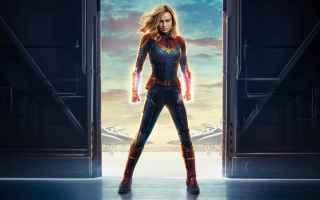 Captain Marvel è un film di genere azione, avventura, fantascienza del 2019, diretto da Anna Boden,