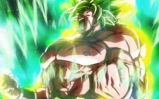 Dragon Ball Super: Broly guarda film completo italiano HD gratis online senza limiti. Scaricare Drag