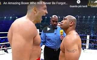 Sport: box boxer video sport klitschko