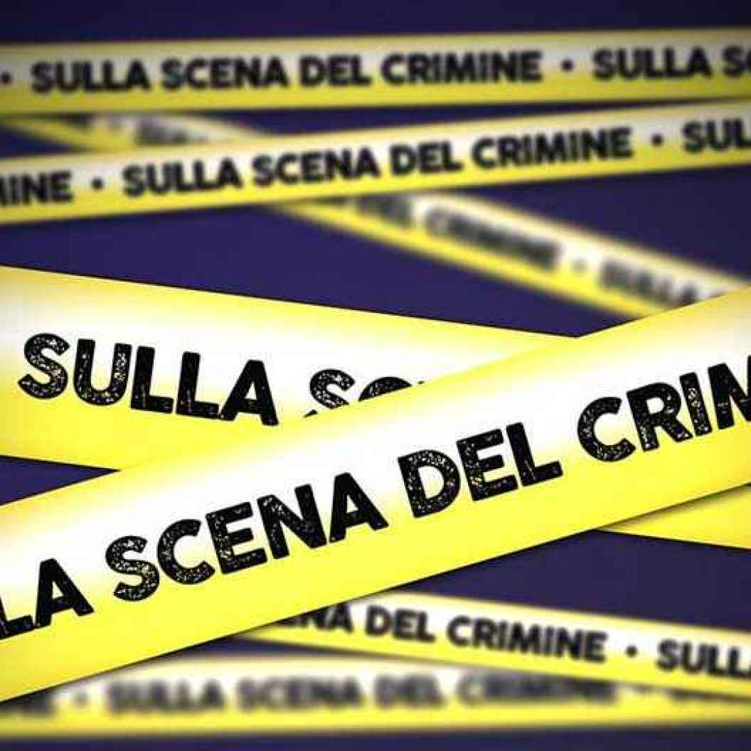 scena del crimine  museo milano