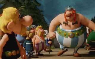 Asterix e il segreto della pozione magica è un film di genere animazione, avventura, azione, family