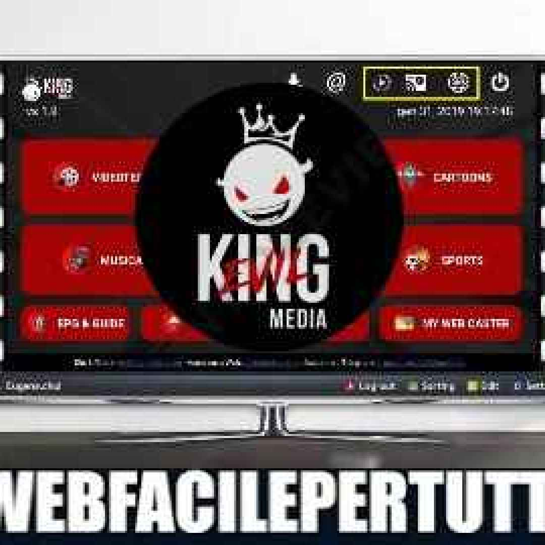 evil king media  smart tv  ekm