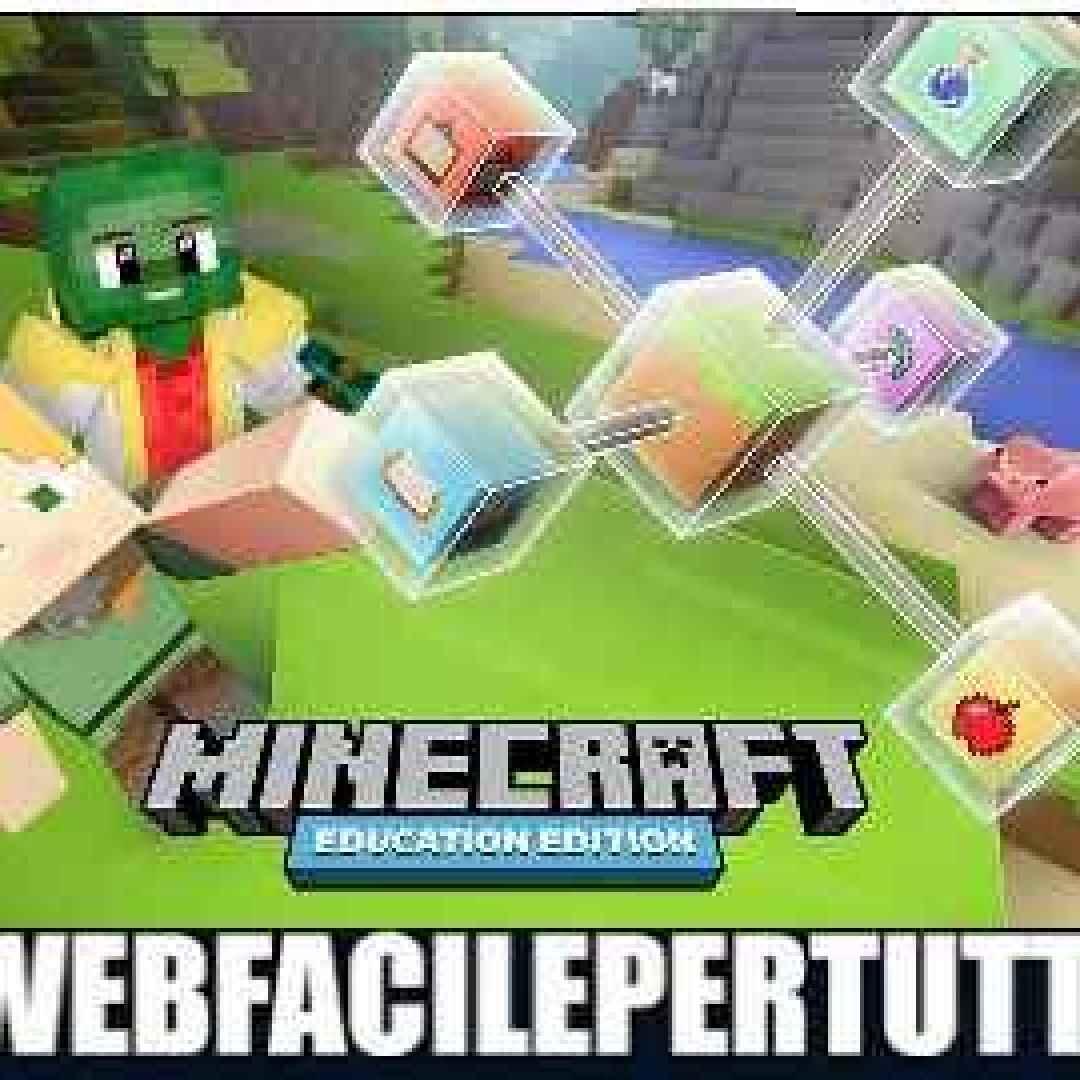 minecraft education edition  minecraft