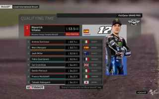 Serata dai due volti per la Yamaha, Maverick Vinales conquista la prima pole stagionale, male Valent