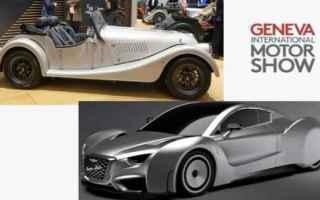 Automobili: auto sportive  vintage
