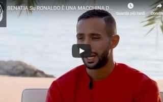 Calcio: juventus juve calcio video benatia