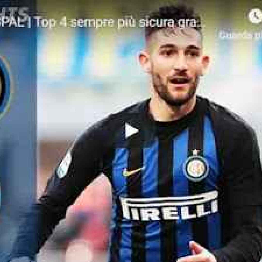 inter spal video gol calcio
