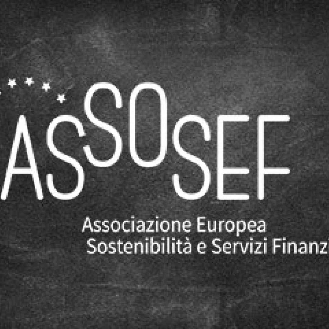 finanza sostenibile  assosef  ministero