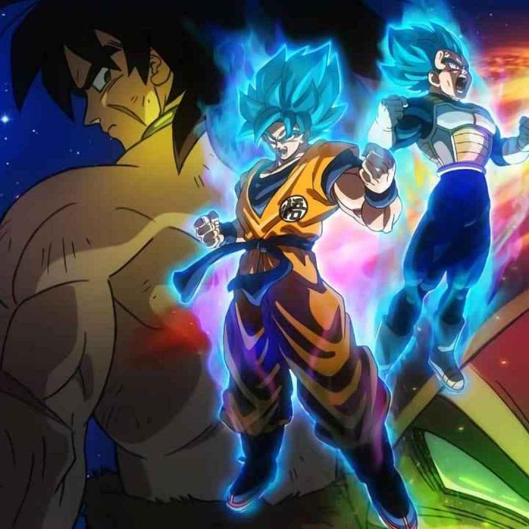 (Animazione) Dragon Ball Super: Broly italiano streaming ita gratis guarda