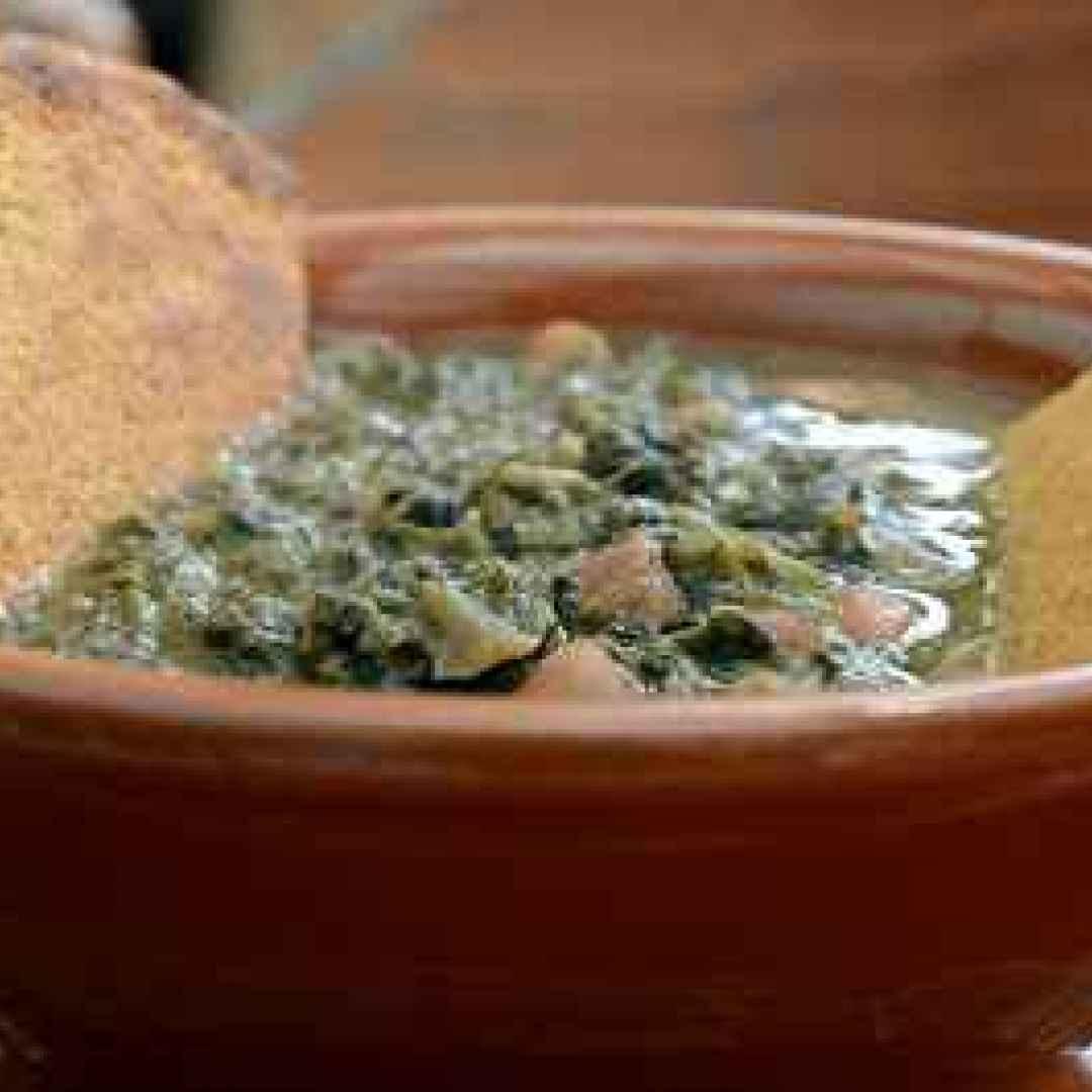 erbe ricette minestre garfagnana cucina