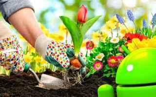 Ricette: giardino  piante  giardinaggio  android  hob
