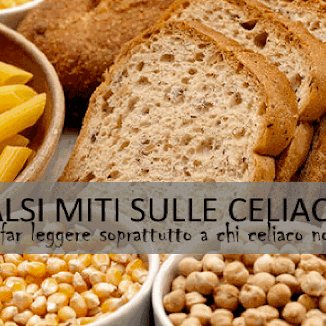 celiachia  aic  senza glutine  ricetta