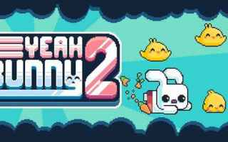 Mobile games: yeah bunny 2  android  iphone  retrogame
