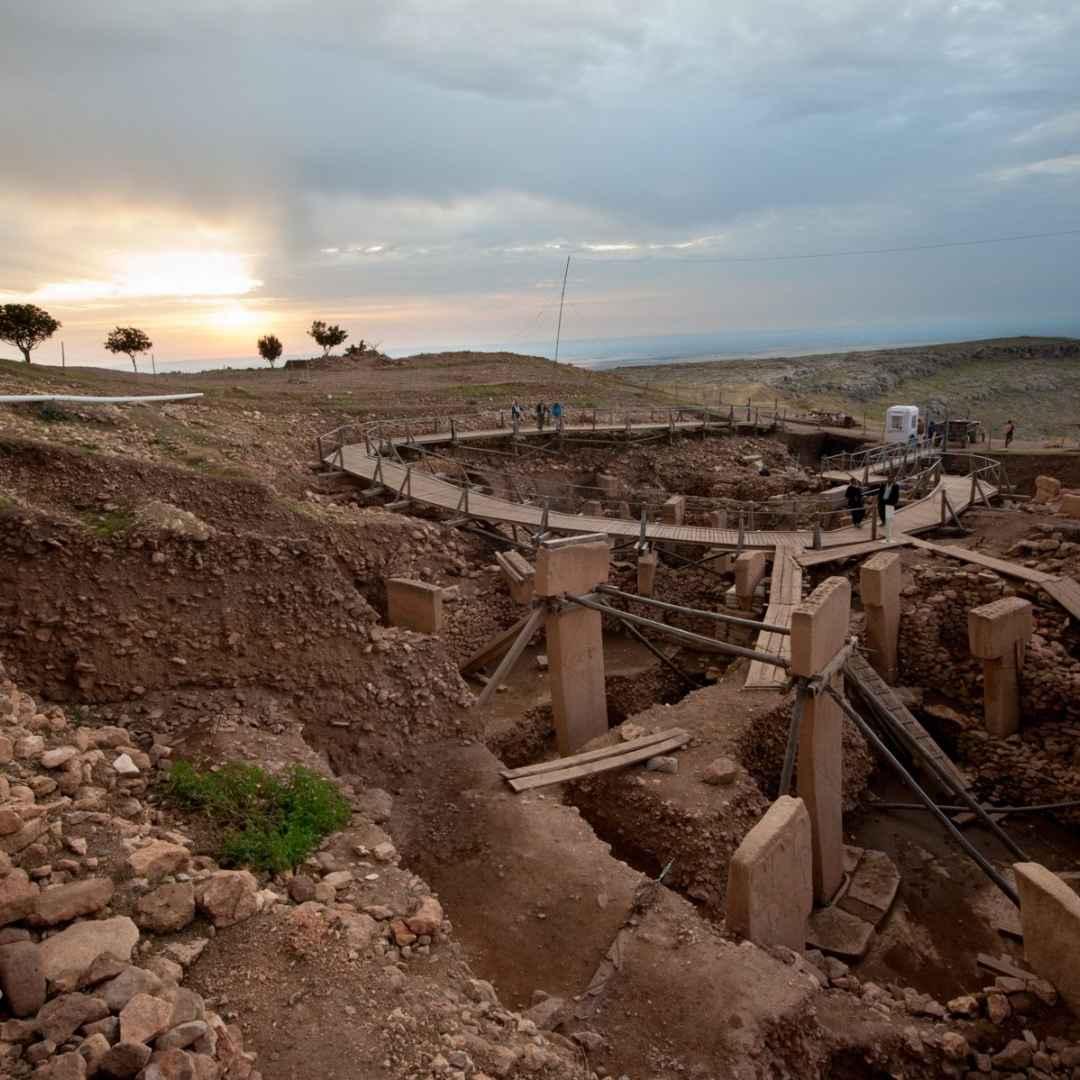 gobleki tepe  archeologia  turchia