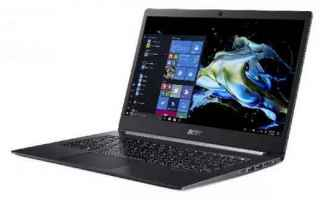 Hardware: acer  notebook
