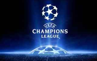 Champions League: juventus  barcellona  manchester