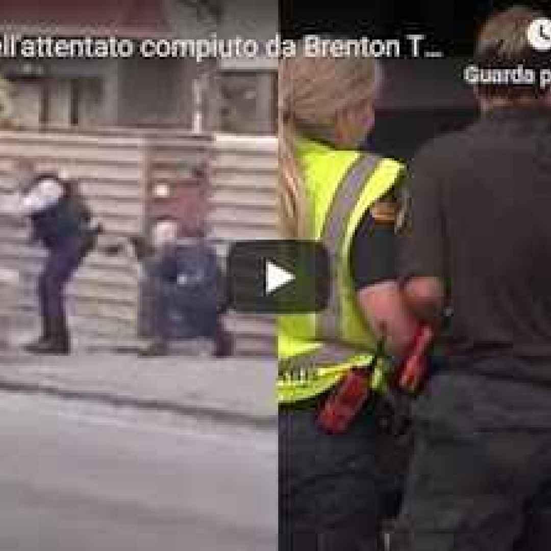 video  shock  attentato  nuova zelanda  christchurch