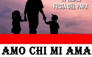 Cultura: festa del papà  san giuseppe