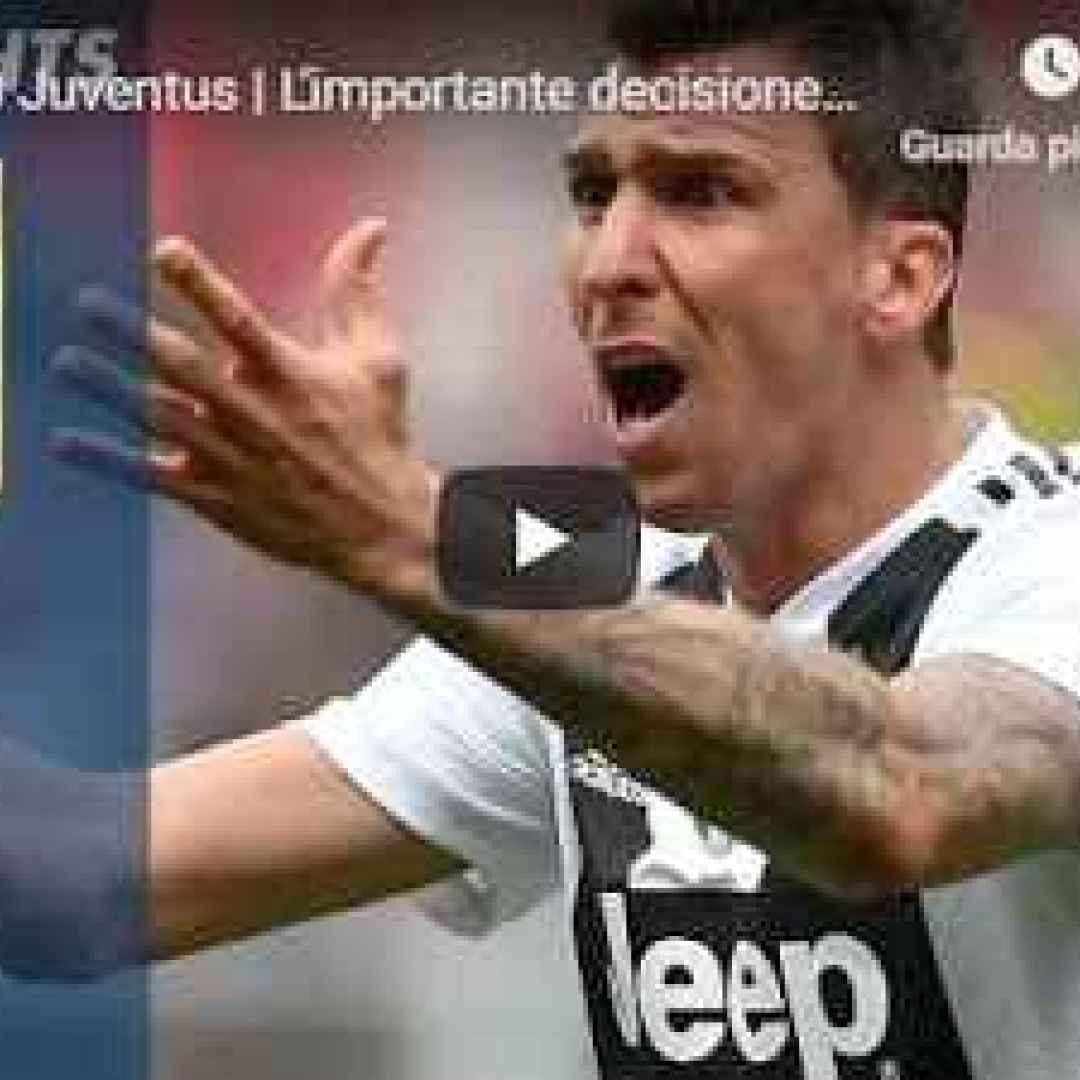 genoa juventus video gol calcio