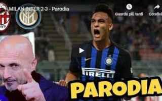 Calcio: milan inter video calcio gli autogol