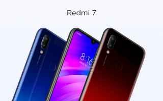 Cellulari: redmi 7  redmi  xiaomi  smartphone