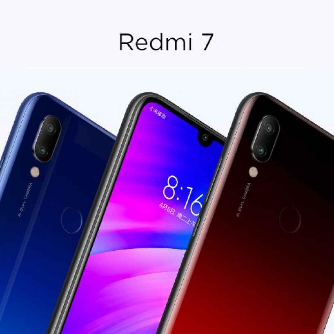 redmi 7  redmi  xiaomi  smartphone