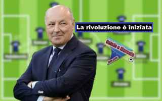 Calciomercato: inter  roma  calciomercato