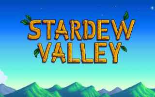 Mobile games: stardew valley harvest moon android farm