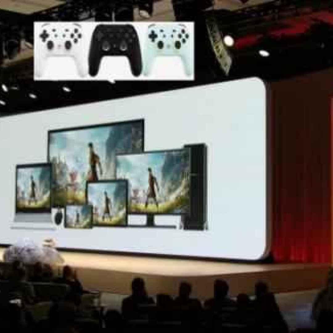 google gaming  stadia