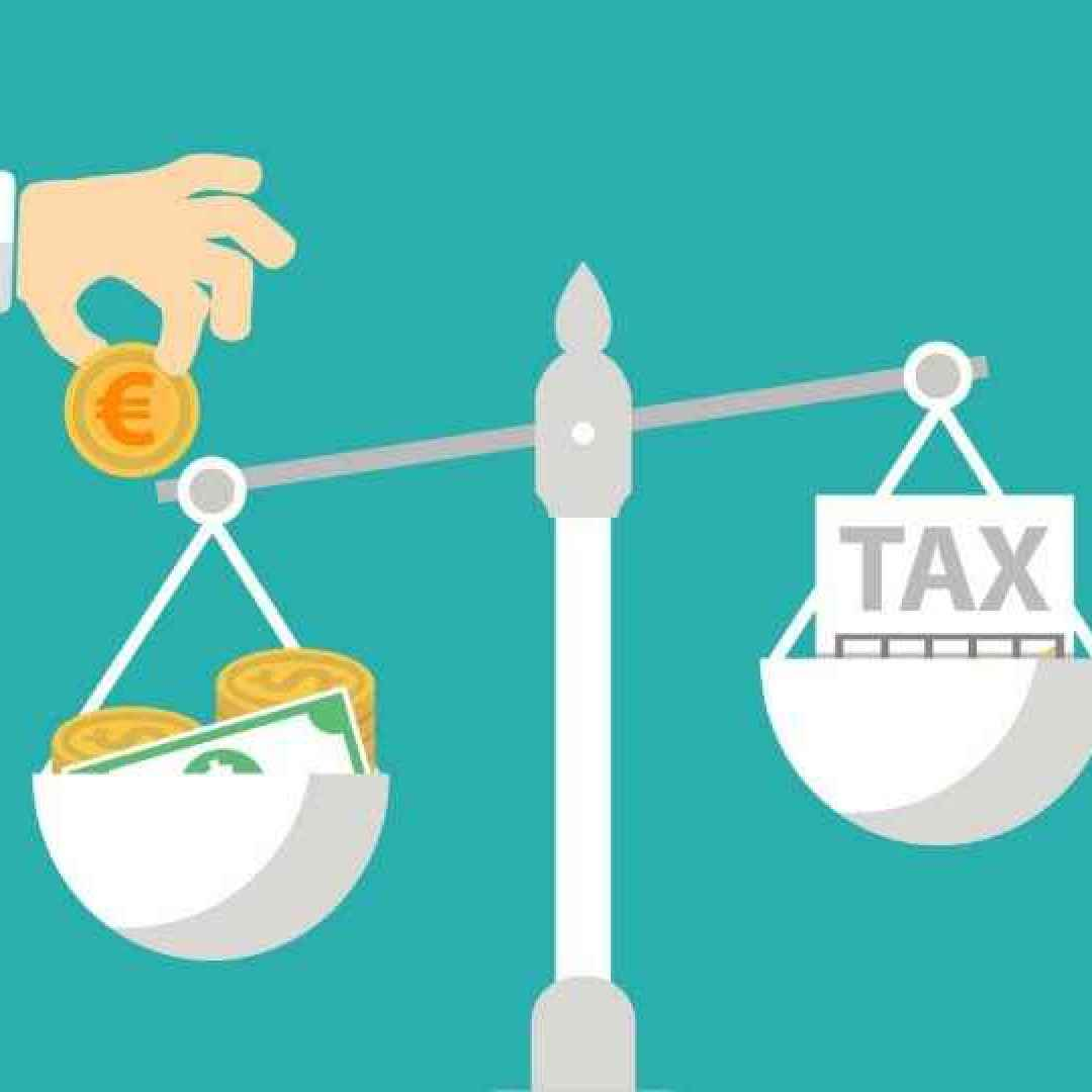 flat tax  tasse  fisco