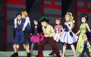 Anime: My Hero Academia the Movie: Two Heroes streaming ita altadefinizione